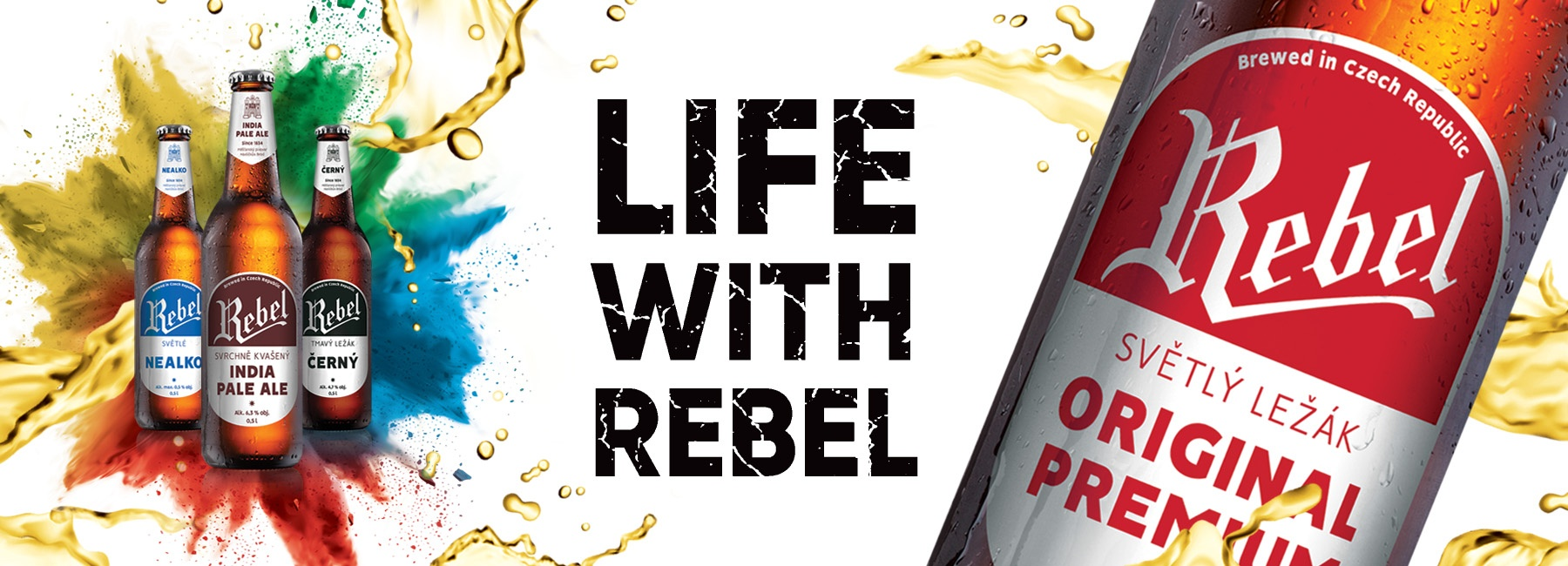 life with rebel