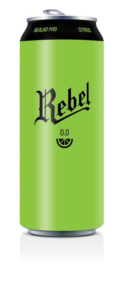 Rebel Rebel 0.0 citrus